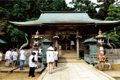 第20番札所 鶴林寺